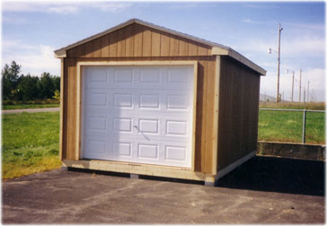 Shafer sons pole barns westmoreland new york for Garage mini beauvais