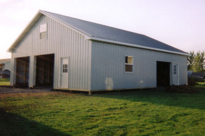 Cool plans to build a pole shed software woodworking for Cool pole barns