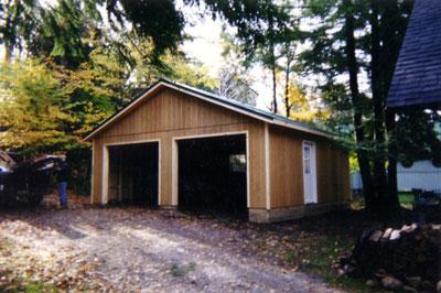 Shafer & Sons - Pole Barns - Westmoreland, New York - Oneida